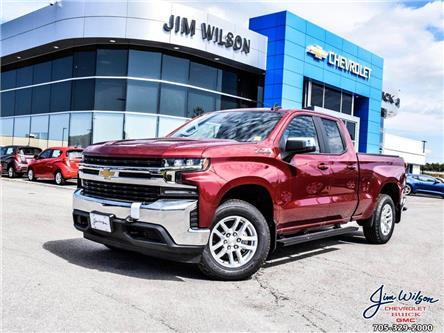 2019 Chevrolet Silverado 1500 LT (Stk: 2019771) in Orillia - Image 1 of 25