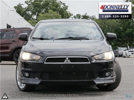 2009 Mitsubishi Lancer GTS (Stk: PBWDS1433C) in Ottawa - Image 2 of 28