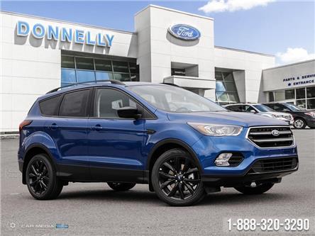 2019 Ford Escape SE (Stk: DS1532) in Ottawa - Image 1 of 27