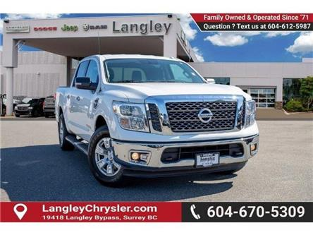 2017 Nissan Titan SV (Stk: K578692A) in Surrey - Image 1 of 23
