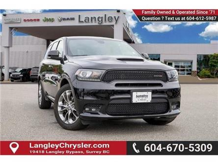 2019 Dodge Durango R/T (Stk: EE910530) in Surrey - Image 1 of 25