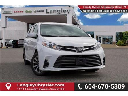 2018 Toyota Sienna LE 7-Passenger (Stk: EE910020) in Surrey - Image 1 of 22