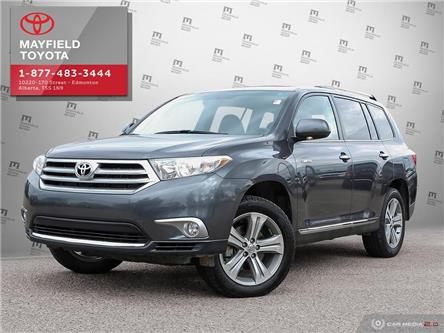 2012 Toyota Highlander V6 (Stk: 1901652A) in Edmonton - Image 1 of 20