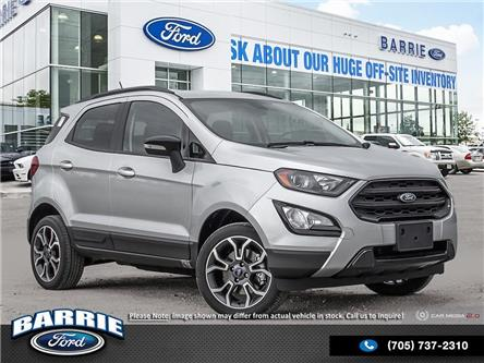 2019 Ford EcoSport SES (Stk: T1080) in Barrie - Image 1 of 27