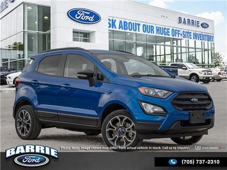 2019 Ford EcoSport SES (Stk: T1079) in Barrie - Image 1 of 27