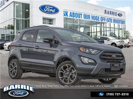 2019 Ford EcoSport SES (Stk: T0404) in Barrie - Image 1 of 26