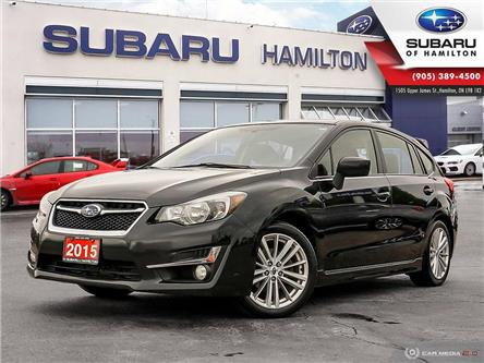 2015 Subaru Impreza 2.0i Sport Package (Stk: U1488) in Hamilton - Image 1 of 26