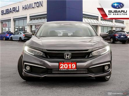 2019 Honda Civic Touring (Stk: S7836A) in Hamilton - Image 2 of 26