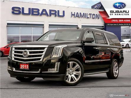 2015 Cadillac Escalade ESV Premium (Stk: S7839A) in Hamilton - Image 1 of 28