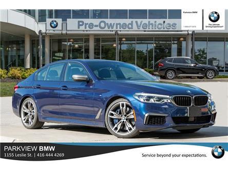 2019 BMW M550i xDrive (Stk: PP8757) in Toronto - Image 1 of 22