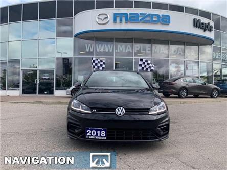 2018 Volkswagen Golf R 2.0 TSI (Stk: P-1218) in Vaughan - Image 2 of 19