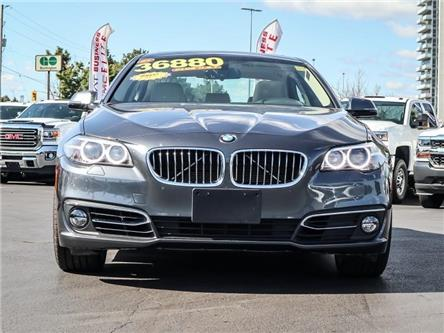 2016 BMW 535i xDrive (Stk: 5816S) in Burlington - Image 2 of 29