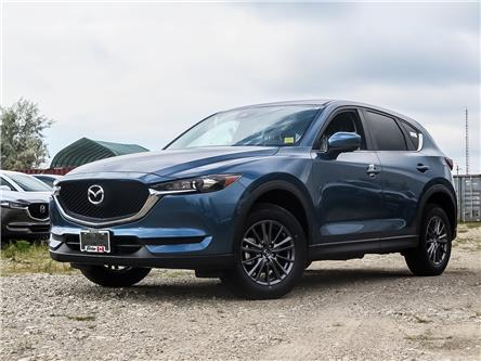2019 Mazda CX-5 GX (Stk: T6464) in Waterloo - Image 1 of 14