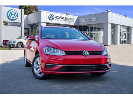 2019 Volkswagen Golf SportWagen 1.8 TSI Comfortline (Stk: VW0967) in Vancouver - Image 1 of 22