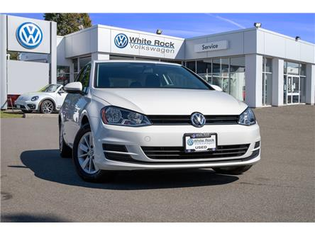 2016 Volkswagen Golf 1.8 TSI Trendline (Stk: VW0969) in Vancouver - Image 1 of 20