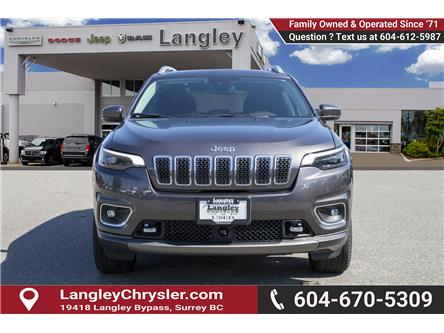 2019 Jeep Cherokee Overland (Stk: EE910830) in Surrey - Image 2 of 23