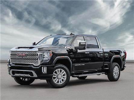 2020 GMC Sierra 2500HD Denali (Stk: L138902) in Scarborough - Image 1 of 23
