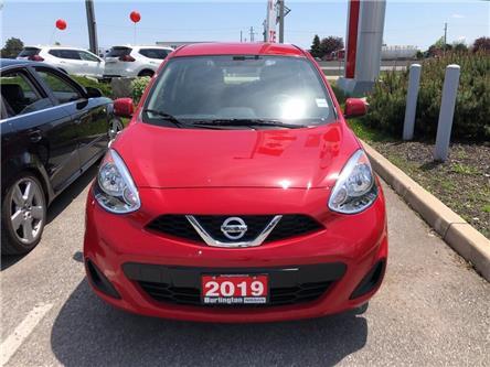 2019 Nissan Micra SV (Stk: Y7501) in Burlington - Image 2 of 5