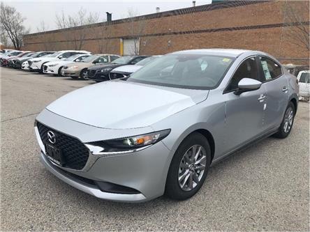 2019 Mazda Mazda3 GX (Stk: 19-336) in Woodbridge - Image 1 of 15