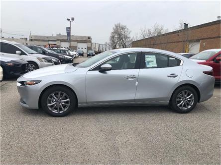2019 Mazda Mazda3 GX (Stk: 19-336) in Woodbridge - Image 2 of 15