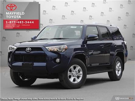 2019 Toyota 4Runner SR5 (Stk: 1902216) in Edmonton - Image 1 of 24