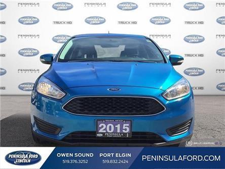 2015 Ford Focus SE (Stk: 19ES126A) in Owen Sound - Image 2 of 27