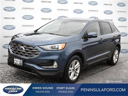 2019 Ford Edge SEL (Stk: 1868) in Owen Sound - Image 1 of 25