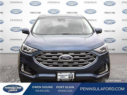2019 Ford Edge SEL (Stk: 1868) in Owen Sound - Image 2 of 25
