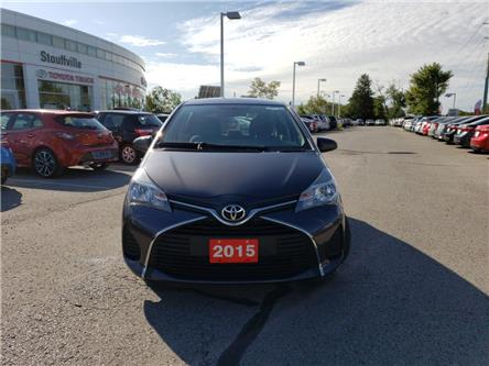 2015 Toyota Yaris LE (Stk: P1922) in Whitchurch-Stouffville - Image 2 of 12