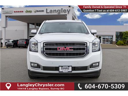 2017 GMC Yukon XL SLT (Stk: EE909750) in Surrey - Image 2 of 29