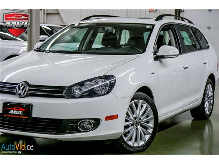 2014 Volkswagen Golf 2.0 TDI Wolfsburg Edition (Stk: ) in Oakville - Image 1 of 29