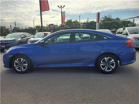 2017 Honda Civic LX (Stk: 327024A) in Mississauga - Image 2 of 21