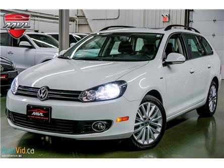 2014 Volkswagen Golf 2.0 TDI Wolfsburg Edition (Stk: ) in Oakville - Image 2 of 29