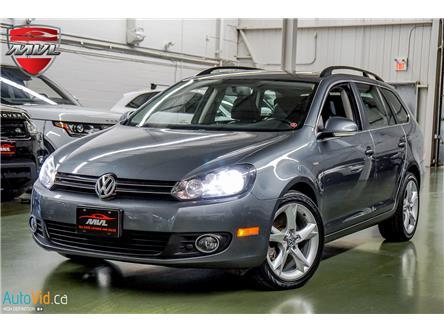2014 Volkswagen Golf 2.0 TDI Wolfsburg Edition (Stk: ) in Oakville - Image 2 of 32