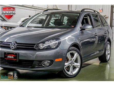 2014 Volkswagen Golf 2.0 TDI Wolfsburg Edition (Stk: ) in Oakville - Image 1 of 32