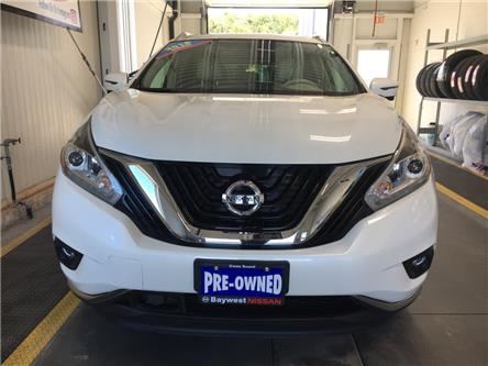 2016 Nissan Murano Platinum (Stk: P0701) in Owen Sound - Image 2 of 13
