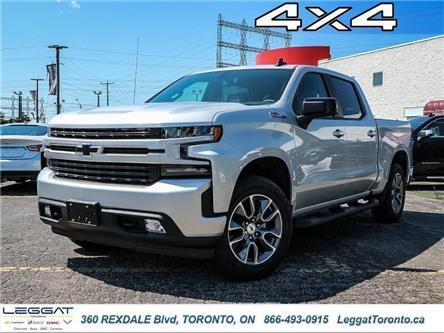 2019 Chevrolet Silverado 1500 RST (Stk: 360768) in Etobicoke - Image 1 of 21