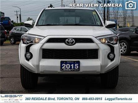 2015 Toyota 4Runner SR5 V6 (Stk: T11601) in Etobicoke - Image 2 of 26