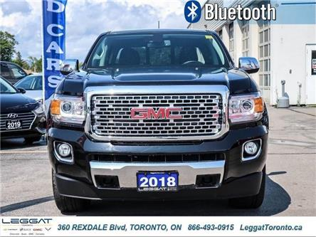 2018 GMC Canyon Denali (Stk: T11611) in Etobicoke - Image 2 of 26