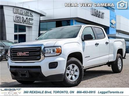 2019 GMC Canyon Base (Stk: 293290) in Etobicoke - Image 1 of 24