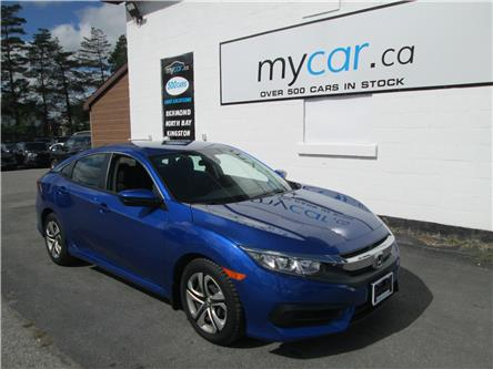 2018 Honda Civic LX (Stk: 191348) in North Bay - Image 1 of 19