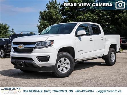 2019 Chevrolet Colorado WT (Stk: 296709) in Etobicoke - Image 1 of 21