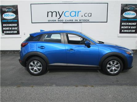 2017 Mazda CX-3 GX (Stk: 191355) in Richmond - Image 2 of 19