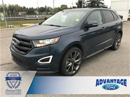 2016 Ford Edge Sport (Stk: K-2393A) in Calgary - Image 1 of 22