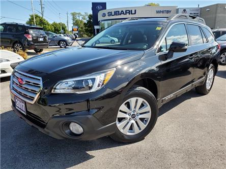 2017 Subaru Outback 2.5i Touring (Stk: 19S1176A) in Whitby - Image 1 of 25
