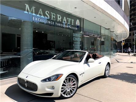 2013 Maserati GranTurismo Sport (Stk: 20MA-A) in Toronto - Image 1 of 30
