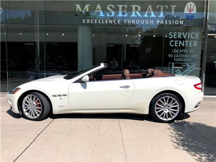 2013 Maserati GranTurismo Sport (Stk: 20MA-A) in Toronto - Image 2 of 30