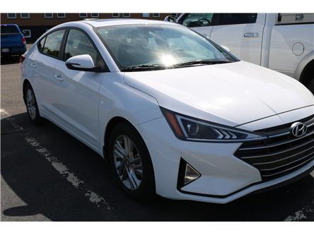 2020 Hyundai Elantra Preferred w/Sun & Safety Package (Stk: 02050) in Saint John - Image 1 of 2