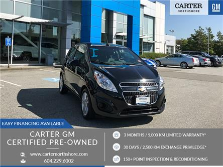 2015 Chevrolet Spark 1LT CVT (Stk: 972691) in North Vancouver - Image 1 of 26