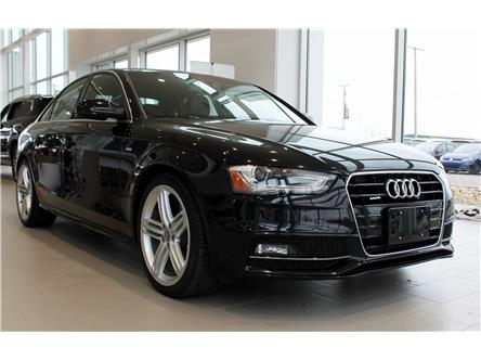 2016 Audi A4 2.0T Progressiv plus (Stk: V7308) in Saskatoon - Image 1 of 23